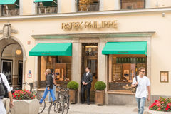 Patek Philippe Royalty Free Stock Photography