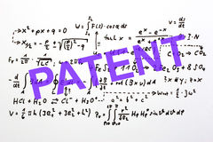 Patent royalty free stock image