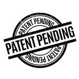 Patent Pending rubber stamp Royalty Free Stock Photography