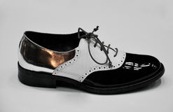 Patent shiny shoe Royalty Free Stock Photo