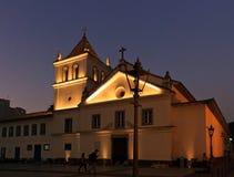 Pateo fa il sao Jose Ancheita di Igreja - di Collegio Immagine Stock Libera da Diritti