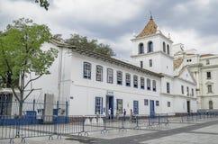 Pateo robi Collegio, Sao Paulo SP Brazylia obraz royalty free