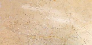 patern米黄奶油色大理石自然的纹理 库存照片