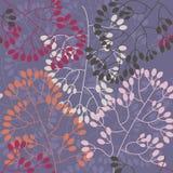 Patern floral sans joint Image libre de droits