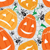 Patern Halloween Royalty-vrije Stock Foto's