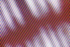Patern het pixel van TV Royalty-vrije Stock Afbeelding