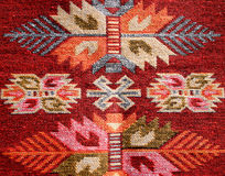 Patern tapijt royalty-vrije stock fotografie