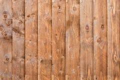Patern tworzył drewnianym ogrodzeniem fotografia stock