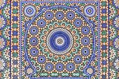 Patern w Maroko Obraz Royalty Free