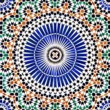 Patern w Maroko Zdjęcie Stock