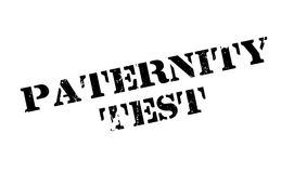 Paternity Test rubber stamp Royalty Free Stock Image