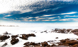 Paternoster Seascape Zdjęcia Royalty Free