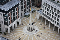Paternoster Square Stock Image