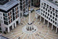 Paternoster Square Stock Image