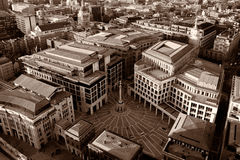 Paternoster Square Royalty Free Stock Photos