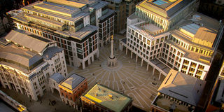 Paternoster Square Royalty Free Stock Images