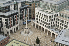 Paternoster Square, London Stock Photo