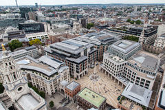 Paternoster Square London Stock Photography