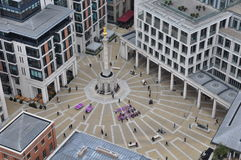 Paternoster Square, London Royalty Free Stock Photos