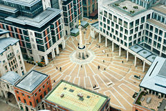 Paternoster Square, London, England. Stock Image