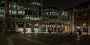 Paternoster Square, London Stock Photography