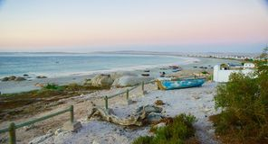 Paternoster Sunset Royalty Free Stock Images
