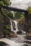 Paterson Great Falls Stock Photography