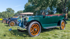 1919 Paterson Touring Sloan Royalty-vrije Stock Afbeelding