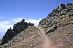 Path. A Madeira isle path Stock Photography
