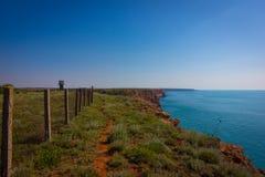 The sea shore Stock Photos
