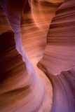 Path in Antelope Canyon Stock Photo