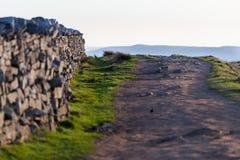 Path at dawn Royalty Free Stock Photography