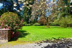 Path in a Garden Stock Photos