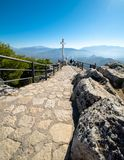 Amazing views in Jaen, Spain Royalty Free Stock Image