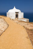 Path near Ermida da Memoria or Memory Chapel of Nossa Senhora do Stock Photos