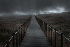 Free Path Of Fear Stock Photography - 58892112