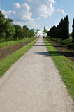 Path in park Royalty Free Stock Image