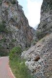 Sapadere canyon stock images