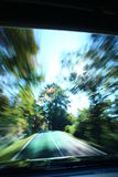 Path of speed Royalty Free Stock Photo