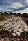 Path to Egnatia Stock Images