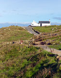 Path to Lands End Cornwall England UK Stock Photo