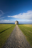 Path to Mussenden Temple Stock Photo