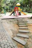 Path to playground Royalty Free Stock Photo