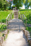 Path to the stairs Stock Photo