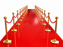 Path to the success Stock Image