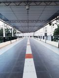 Empty Pathway royalty free stock photography