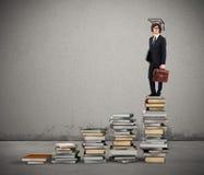 Path of undergraduate studies Royalty Free Stock Photos