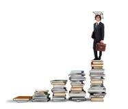 Path of undergraduate studies Stock Images