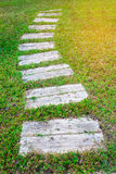 Path way Stock Photo