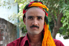 Pathan male Royalty Free Stock Images